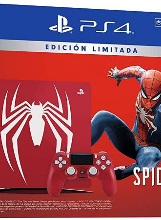 Consola PS4 1 TB Edición Spiderman
