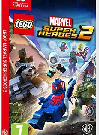 Videojuego Marvel Super Heroes 2 para Nintendo Switch