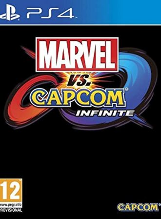 Videojuego de superheroes - Marvel VS Capcom Infinite PS4